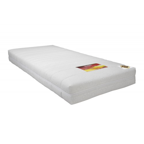 Pocket Queen matras (Traagschuim)